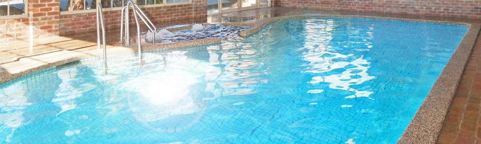 Indoor Pool & Spa at Yarra Valley Motel