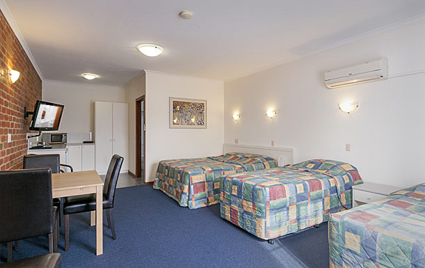 All of our rooms are well appointed, comfortable and have a high level of cleanliness which we pride ourselves on.