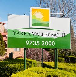 Yarra Valley Motel - 418-420 Main St/Maroondah Hwy Lilydale VIC 3140